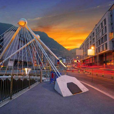 infrastructures en Andorre