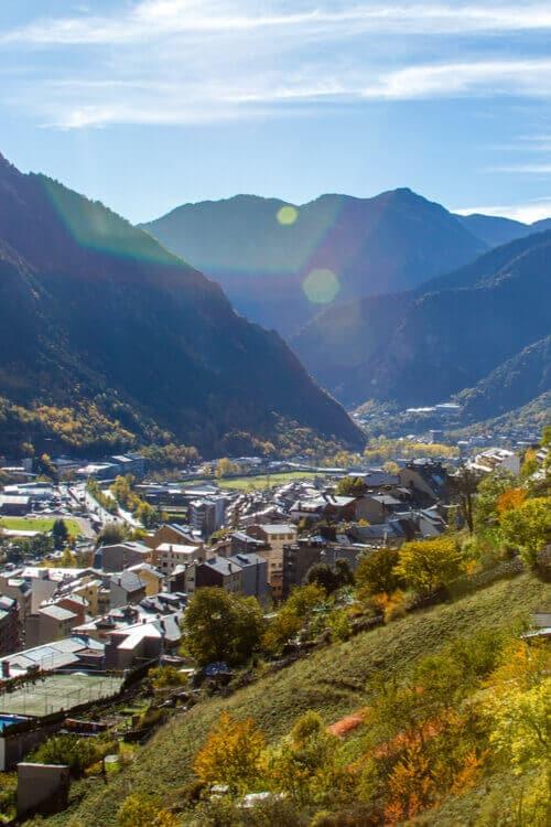 S'installer en Andorre